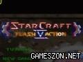 Starcraft fash 5 action