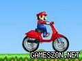 Mario bros bike