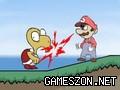 Mario combat delux