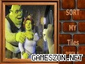Sort my tiles Shrek 2