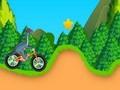 Динозавр велосипедист