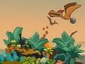 Грузовик и динозавры