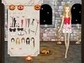 Барби на Хэллоуине