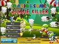 Мари и Соник: охота на зомби