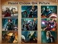 Мстители и Капитан Америка: пазлы