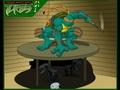 Ниндзя черепашка против роботов