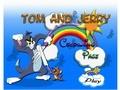 Том и Джерри раскраска