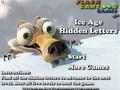 Ледниковый Период Скрытые Буквы