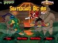 Могучие Рейнджеры: Скейтборд в Воздухе