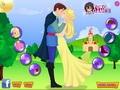 Золушка целует принца
