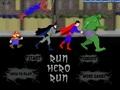 Догонялки супергероев