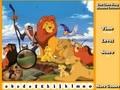 Король Лев: поиск скрытых букв