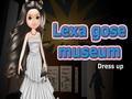 Лекса посещает музей