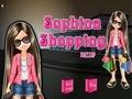 Софина отправляется на шоппинг