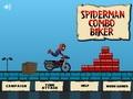 Человек Паук: Комбо-байкер