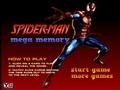 Человек Паук: мега-память