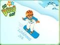 Диего на сноуборде