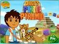 Диего: пазлы-пирамидки