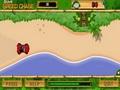 Лило и Стич: гонки по пляжу