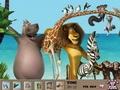 Мадагаскар: спрятанные предметы
