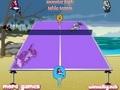 Настольный теннис в Школе монстров
