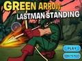 Тренировка Зеленой стрелы