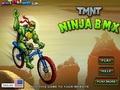 Черепашки ниндзя: BMX
