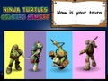 Черепашки ниндзя: игра на память