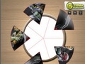 Черепашки ниндзя: круговой пазл