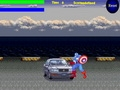 Капитан Америка: уничтожение машины