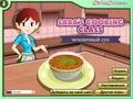 Кухня Сары: чечевичный суп