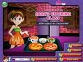 Кухня Сары: кейсадиас на Хэллоуин