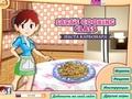 Кухня Сары: паста карбонара