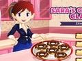 Кухня Сары: шоколадные кольца
