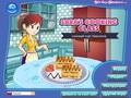 Кухня Сары: слоенный торт Наполеон