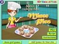 Кухня Сары: вкусные пирожные
