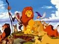 """Пазл """"Король Лев и все звери"""""""