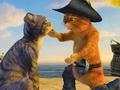 """Пазл """"Кот в сапогах и обычный кот"""""""