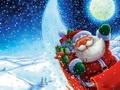 """Пазл """"Санта везет подарки"""""""