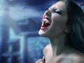 """Пазл """"Женщина вампир"""""""