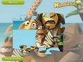 Пазлы из м/ф Мадагаскар