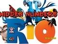 Игры Рио: Спрятанные номера