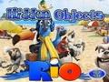 Рио: Спрятанные объекты