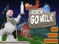Собери молоко