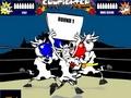 Супер-корова: бокс