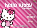 Хелло Кити: езда на велосипеде