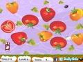 Хелло Китти: вождение среди овощей