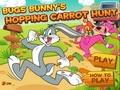 Багз Бани собирает морковки