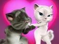 Говорящий кот: валентинка для Энжелы