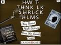 Карты Шерлока Холмса